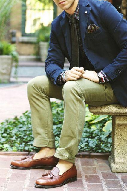 calça cargo masculina sofisticada