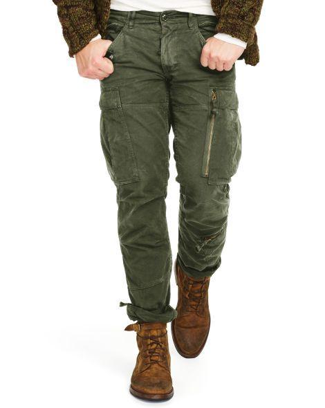 calça cargo masculina tipo militar com bota