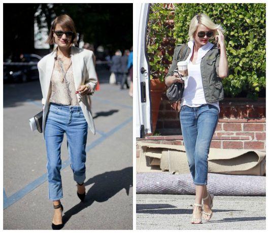 calça cropped jeans como usar