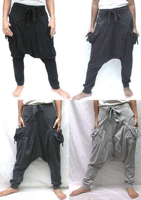 calça saruel masculina modelos