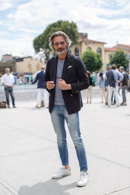 calça skinny masculina casual dia a dia