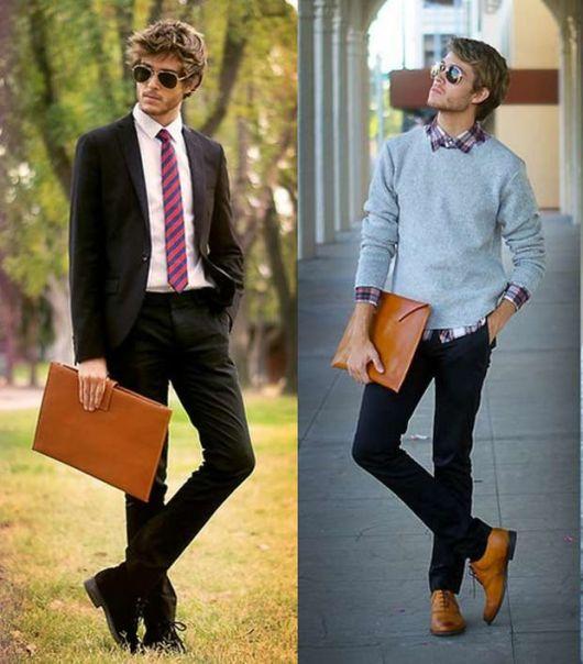 calça skinny masculina formal