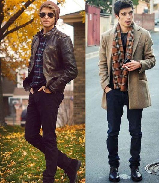 calça skinny masculina inverno frio