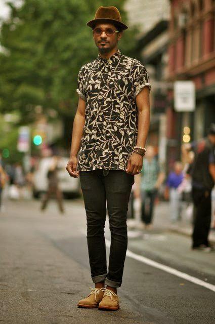 camisa floral masculina skate