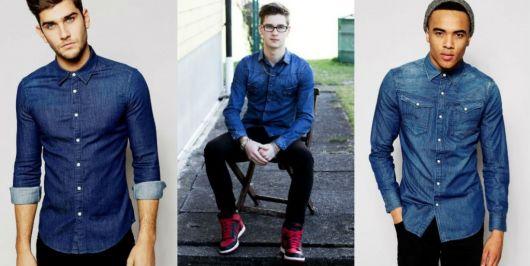 roupas masculinas estilosas   fotos dicas modelos e looks