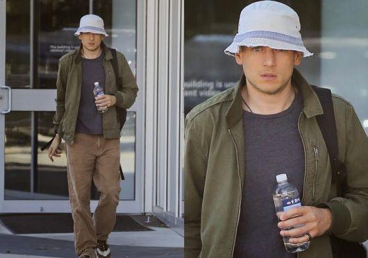 chapeu masculino bucket hat