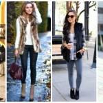 Colete de pelo: modelos e looks lindos!