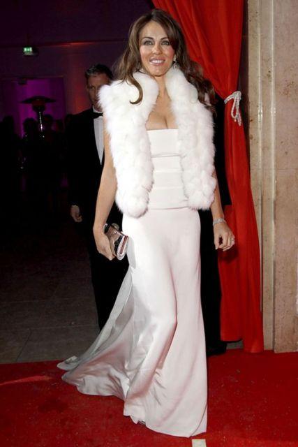 vestido longo com colete