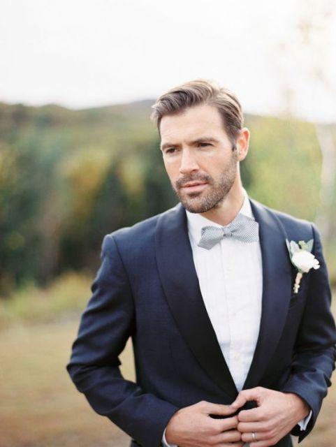 como usar gravata num casamento