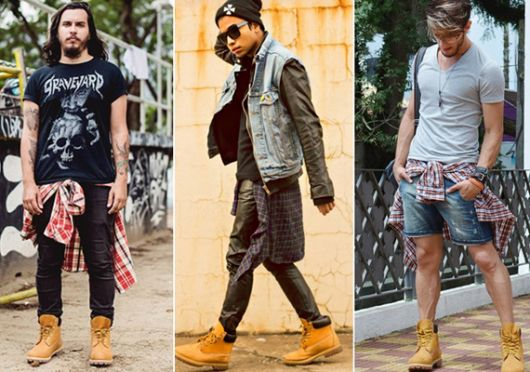 YELLOW BOOT MASCULINA: Como usar, modelos e looks