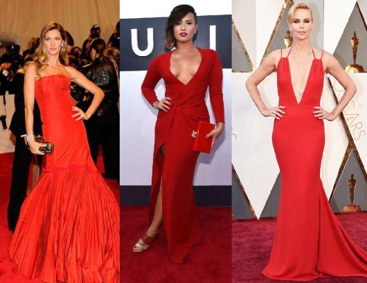 cores da moda 10 red vermelhão