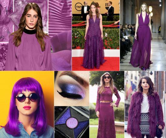 cores da moda 11 ROXO