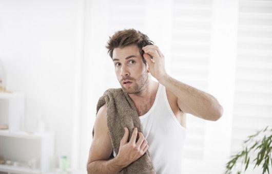 cortar o cabelo em casa
