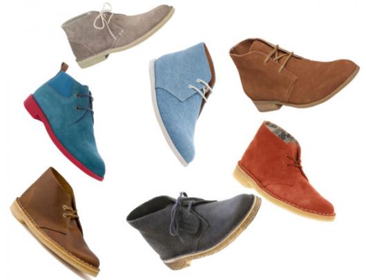 desert boots masculinas