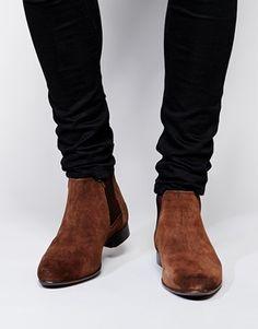 estilo de chelsea boot