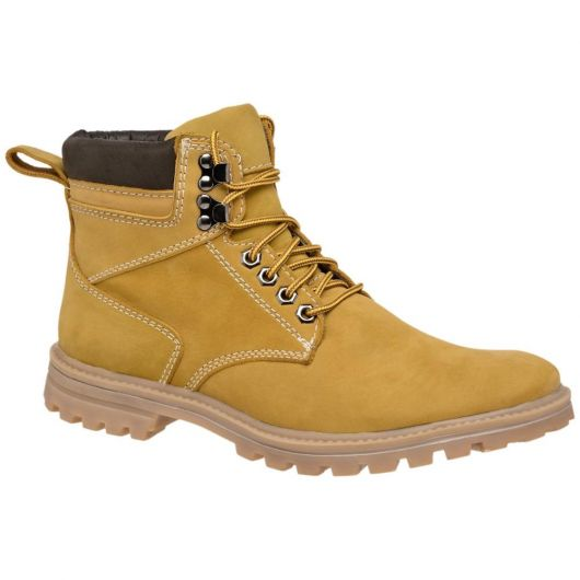 estilo de yellow boot