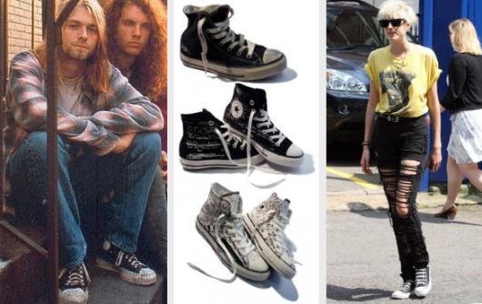 estilo grunge dicas