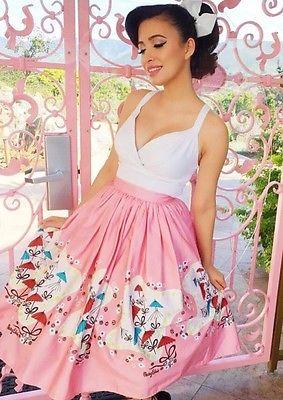 estilo pin up estilo moderno rosa