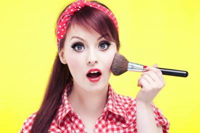 maquiagem pin up passo a passo