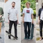 ESTILO SKATISTA masculino: Ideias, marcas e 40 looks!