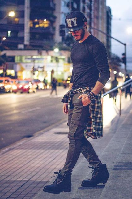 estilos modernos de bota