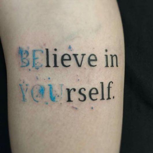 exemplo de frases para tatuagem em inglês