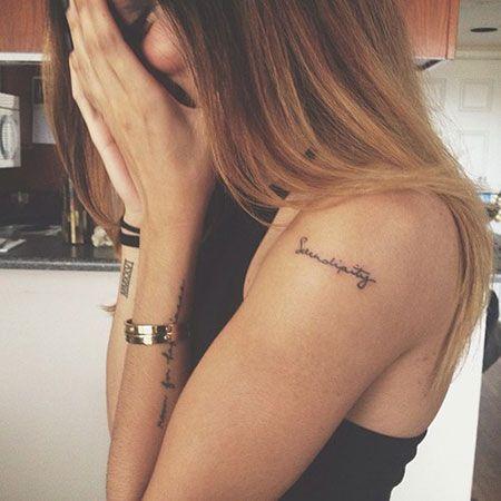exemplo de frases para tatuagem feminina