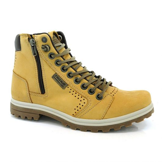 freeway yellow boot