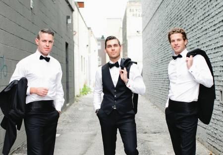 gravata convidado casamento