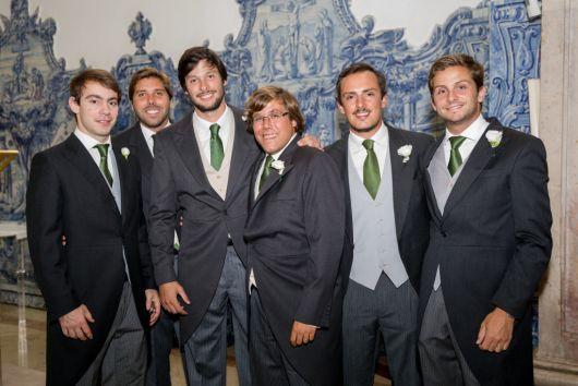 gravatas clássica para padrinhos
