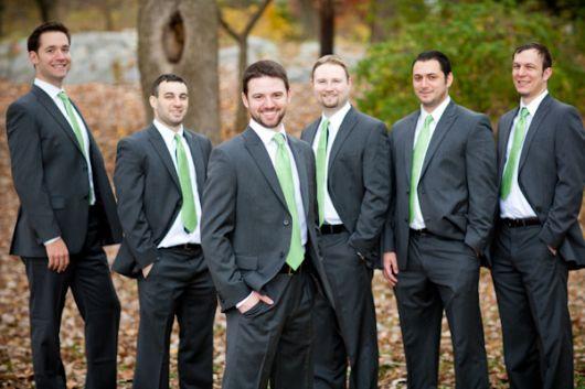 gravatas para padrinhos larga
