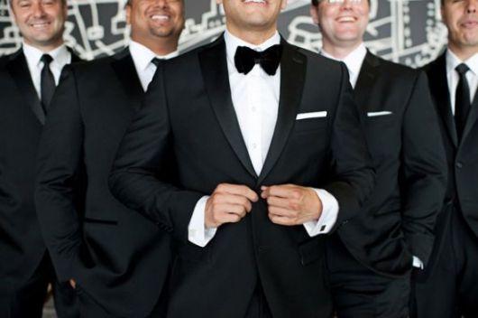gravatas para padrinhos noivo destaque