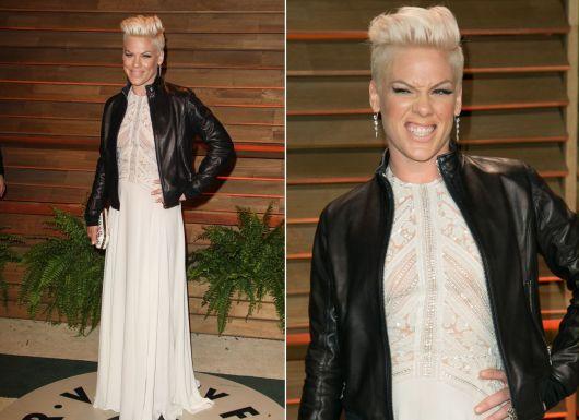 jaqueta de couro 6 cantora pink