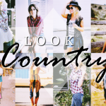LOOK COUNTRY: Inspire-se com 60 Looks Incríveis!