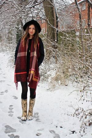 echarpe longo moda inverno