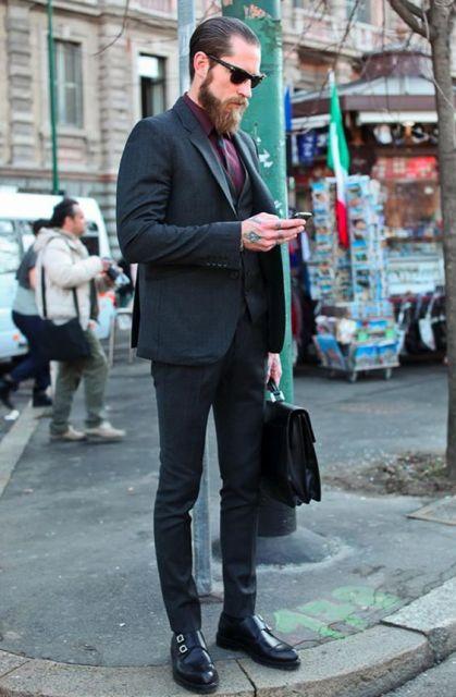 look social ajustado moderno