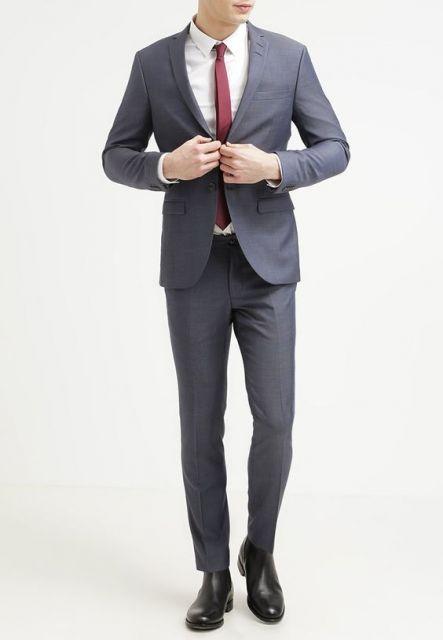 b2cd30ce0 Seguindo essas regras, você consegue montar um look incrível vestindo o  traje social masculino para ir a todos os eventos sem medo de ...