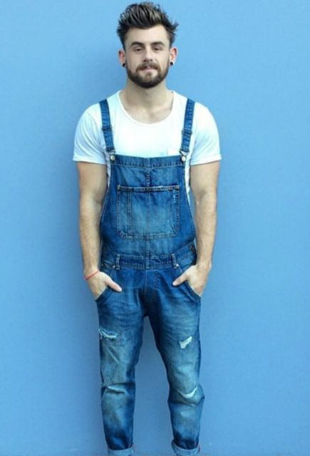 Dungaree Jeans For Men