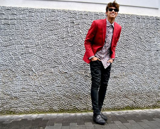 mocassim-masculino look roupa social
