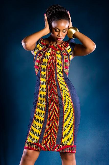moda africana vestidos