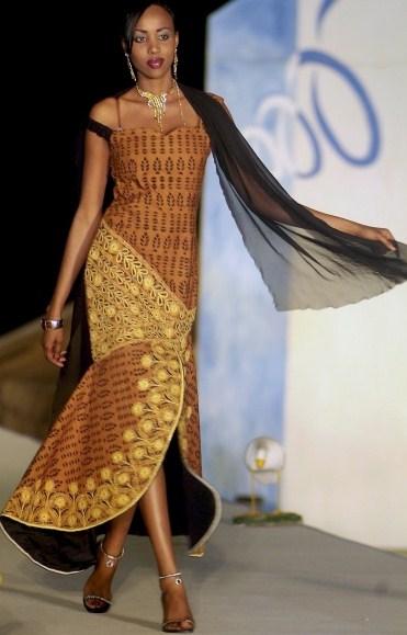 moda africana estilo senegal