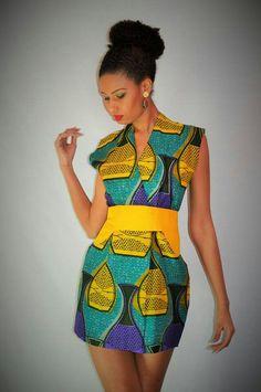 Moda africana: fotos e looks incríveis!