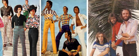 moda anos 60 homens