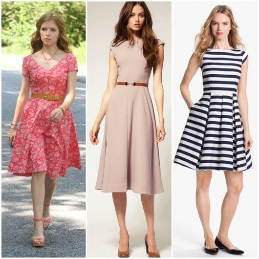3 vestidos para dia a dia