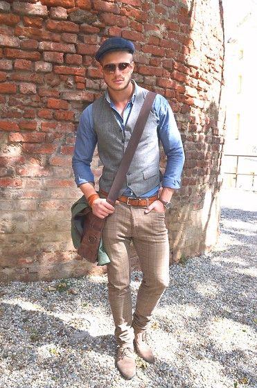 modelo italiano boina