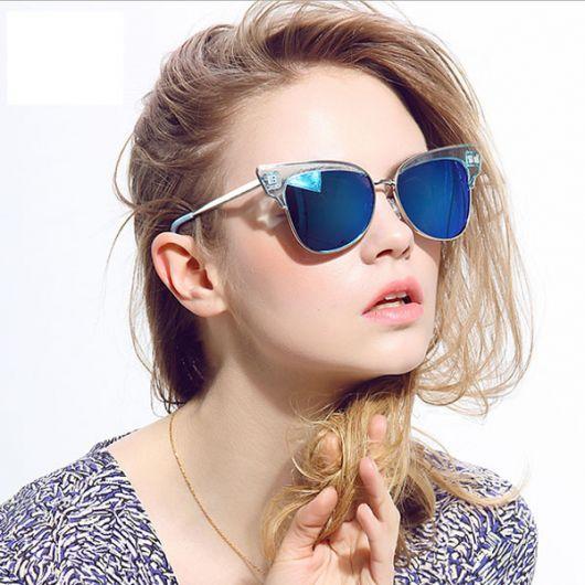 óculos de sol gatinho
