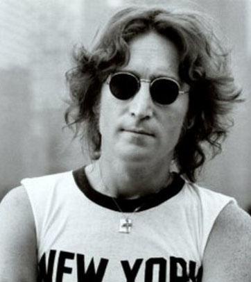 john lennon e óculos