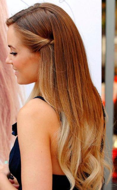 cabelo ombré hair