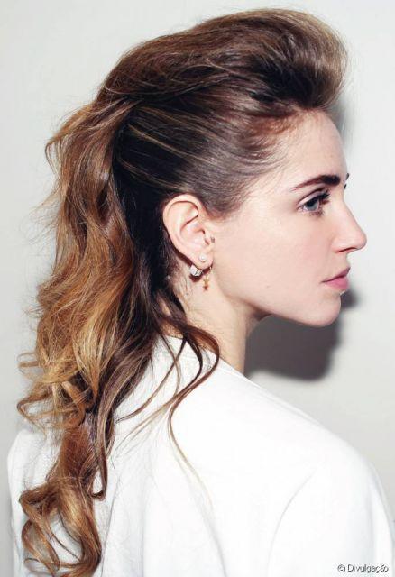 penteado moderno mocaino