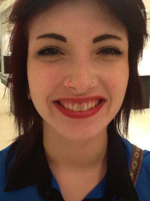 piercing no smile como funciona